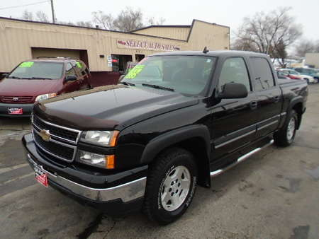 2007 Chevrolet Silverado 1500 LT Crew Cab 4X4 Z-71 Off Road for Sale  - 10140  - Select Auto Sales