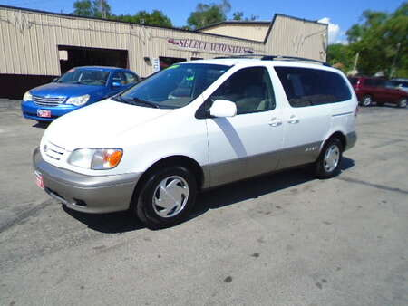 2003 Toyota Sienna LE for Sale  - 10557  - Select Auto Sales