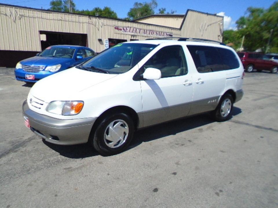 2003 Toyota Sienna  - Select Auto Sales