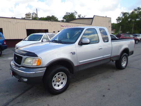 2003 Ford F-150 Supercab XLT 4x4 for Sale  - 10558  - Select Auto Sales