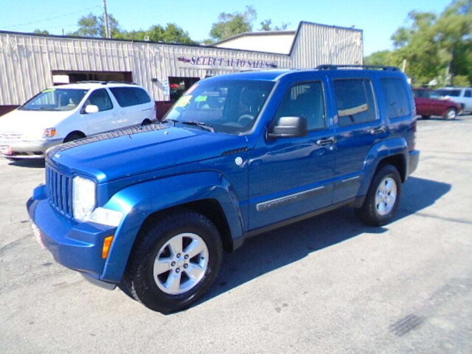 2010 Jeep Liberty Sport 4x4  - 10559  - Select Auto Sales