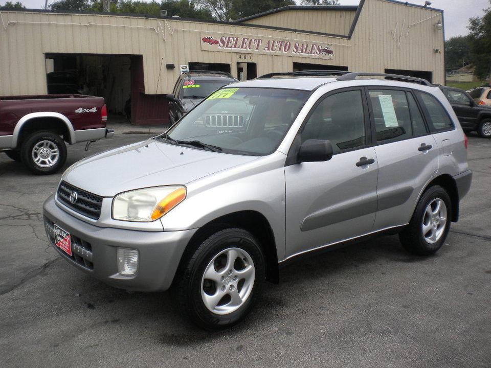 2002 Toyota Rav4  - Select Auto Sales