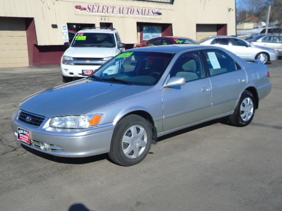 2000 Toyota Camry LE  - 10318  - Select Auto Sales