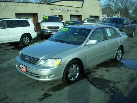 2003 Toyota Avalon XLS for Sale  - 9975  - Select Auto Sales