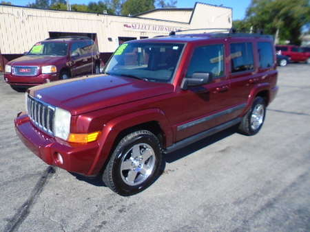 2009 Jeep Commander Sport for Sale  - 10253  - Select Auto Sales