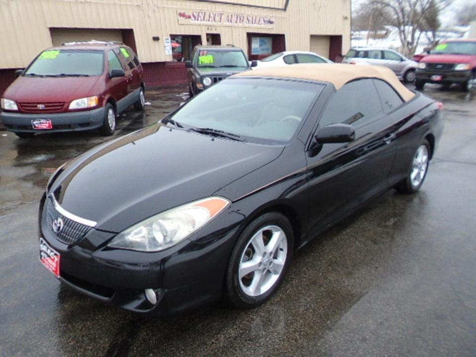 2005 Toyota Camry Solara  - Select Auto Sales