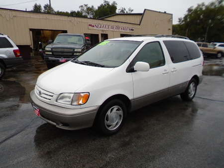 2003 Toyota Sienna LE-V-6 for Sale  - 10091  - Select Auto Sales