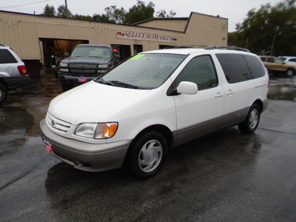 2003 Toyota Sienna  - Select Auto Sales