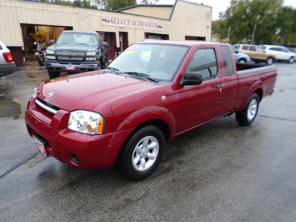2004 Nissan Frontier  - Select Auto Sales