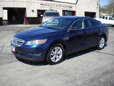 2011 Ford Taurus SEL for Sale  - 10012  - Select Auto Sales