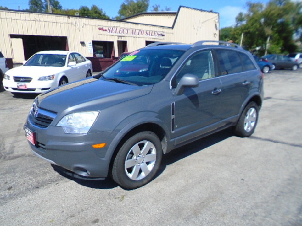 2009 Saturn VUE XR  - 10397  - Select Auto Sales