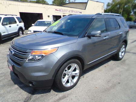 2012 Ford Explorer LTD. AWD for Sale  - 10398  - Select Auto Sales