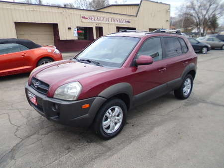 2006 Hyundai Tucson 4WD for Sale  - 10175  - Select Auto Sales