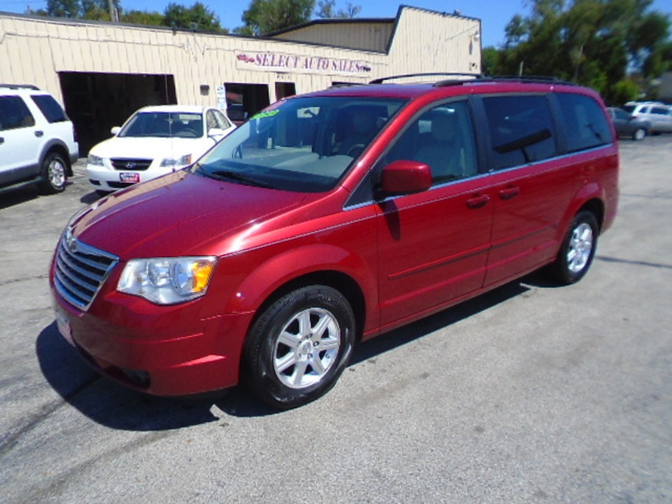 2008 Chrysler Town & Country Touring Stow-N-Go  - 10401  - Select Auto Sales