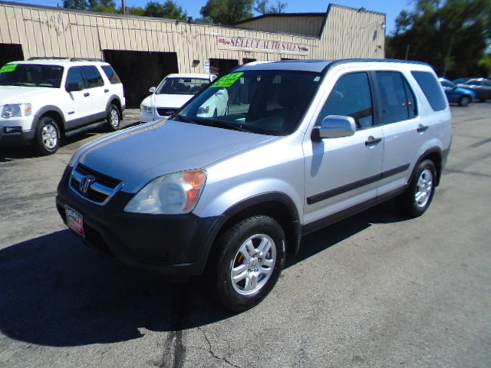 2004 Honda CR-V CR-V EX 4x4  - 10402  - Select Auto Sales