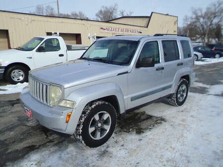 2008 Jeep Liberty Sport for Sale  - 10480  - Select Auto Sales