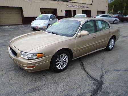 2005 Buick LeSabre Limited for Sale  - 10420  - Select Auto Sales