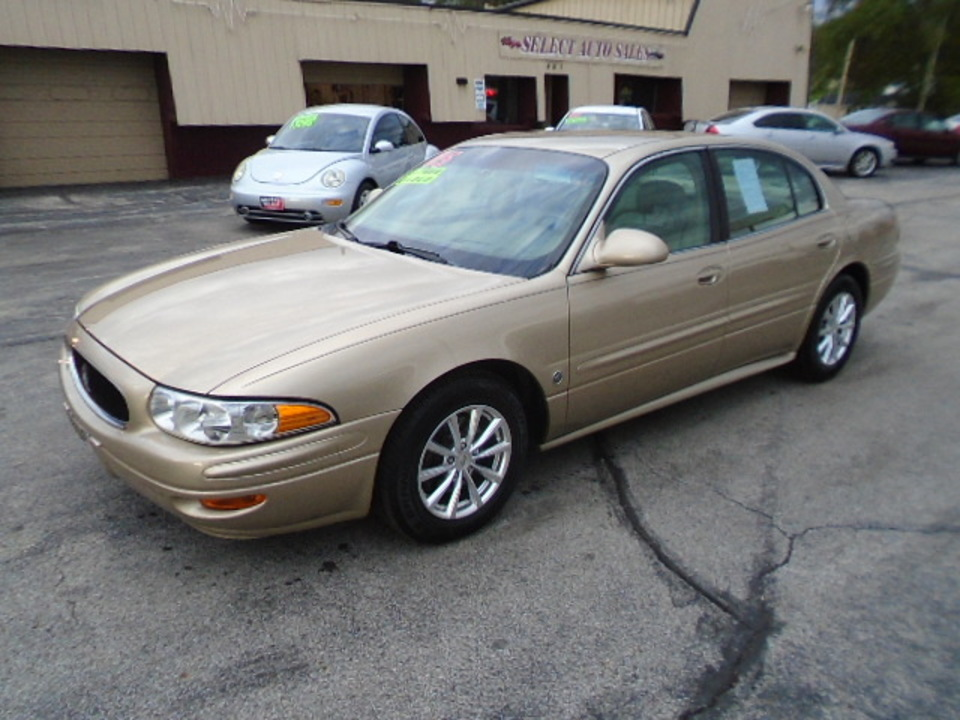 2005 Buick LeSabre Limited  - 10420  - Select Auto Sales