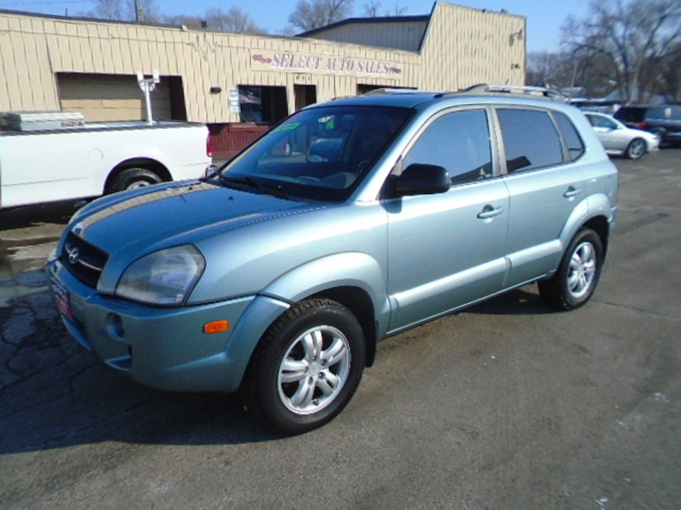 2006 Hyundai Tucson Limited  - 10484  - Select Auto Sales