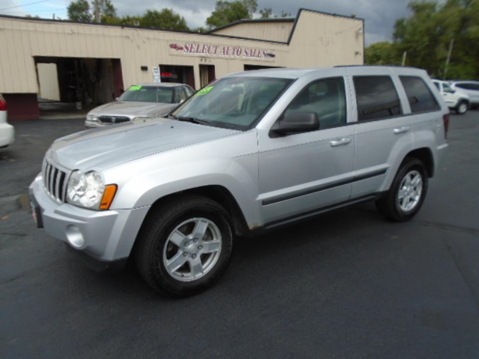 2007 Jeep Grand Cherokee Laredo 4x4  - 10628  - Select Auto Sales