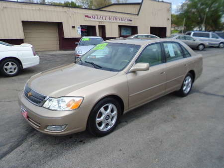 2001 Toyota Avalon XLS for Sale  - 10187  - Select Auto Sales