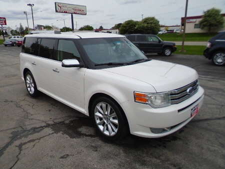 2010 Ford Flex AWD Limited ECO Boost for Sale  - 10188  - Select Auto Sales