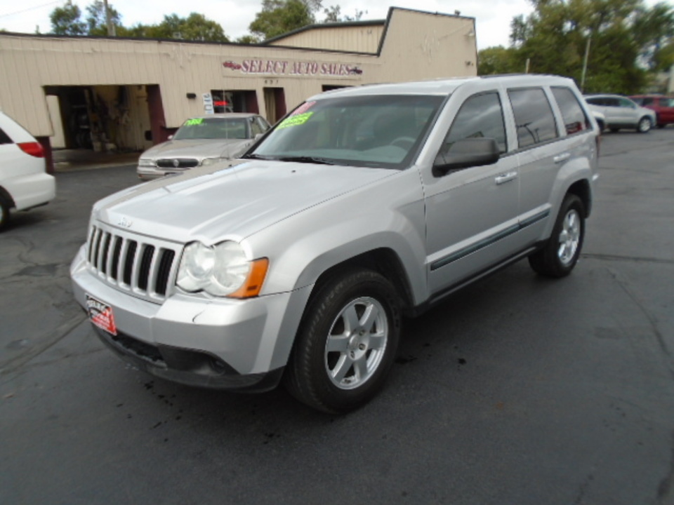2008 Jeep Grand Cherokee Laredo  - 10629  - Select Auto Sales
