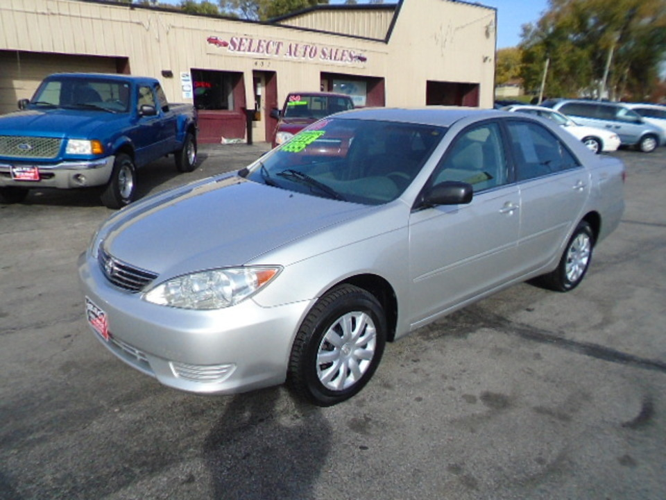 2006 Toyota Camry  - Select Auto Sales