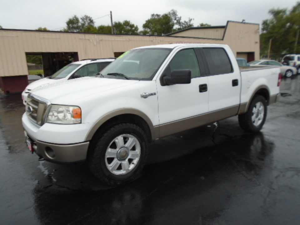 2006 Ford F-150 F-150 King Ranch 4x4  - 10630  - Select Auto Sales