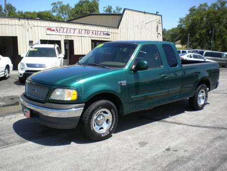 1999 Ford F-150 Super Cab XLT for Sale  - 10002B  - Select Auto Sales