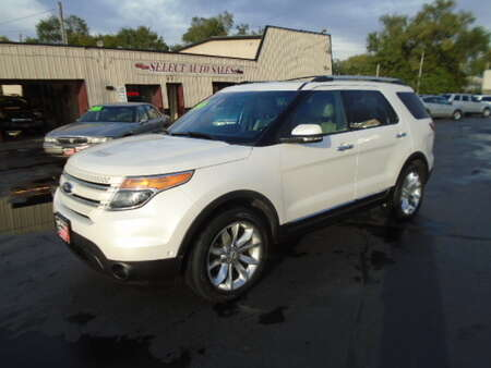 2013 Ford Explorer Limited for Sale  - 10636  - Select Auto Sales