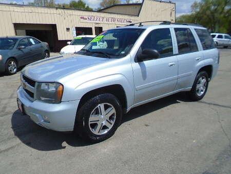2007 Chevrolet TrailBlazer LT 4x4 for Sale  - 10529  - Select Auto Sales