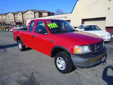 2003 Ford F-150 Super Cab XL 4X4 for Sale  - 10122  - Select Auto Sales