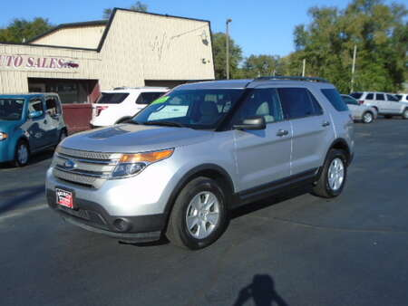 2014 Ford Explorer 4WD for Sale  - 10632  - Select Auto Sales