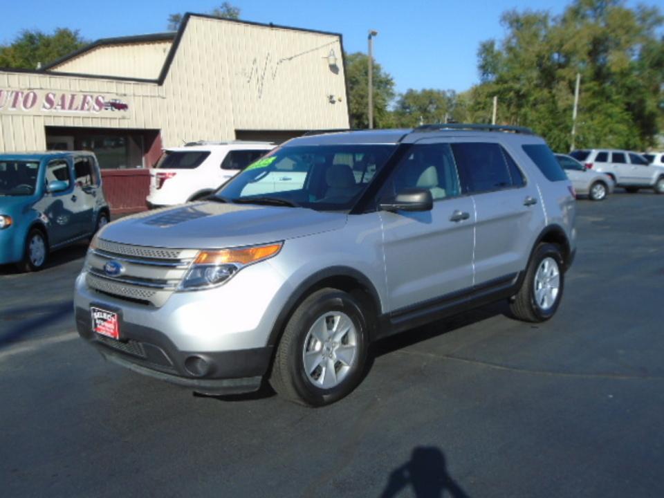 2014 Ford Explorer  - Select Auto Sales