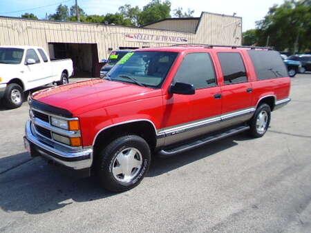 1999 Chevrolet Suburban LT 4X4 for Sale  - 10218  - Select Auto Sales