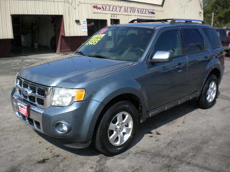 2010 Ford Escape Limited 4x4 for Sale  - 10064  - Select Auto Sales