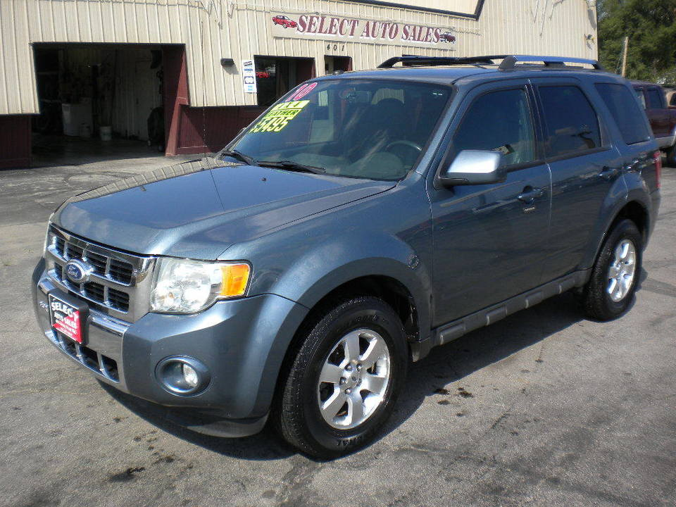 2010 Ford Escape  - Select Auto Sales