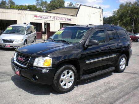2004 GMC Envoy SLT 4X4 for Sale  - 10045  - Select Auto Sales