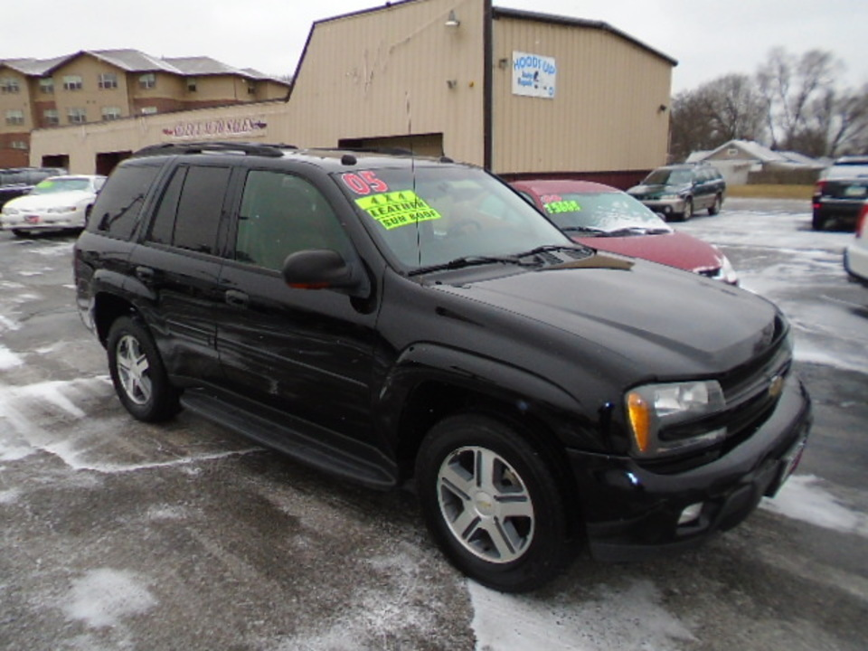 2005 Chevrolet TrailBlazer  - Select Auto Sales