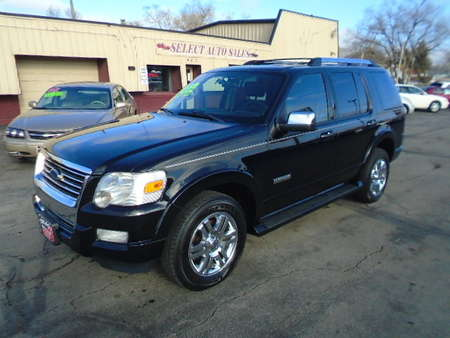2007 Ford Explorer 4X4 Limited for Sale  - 10128  - Select Auto Sales