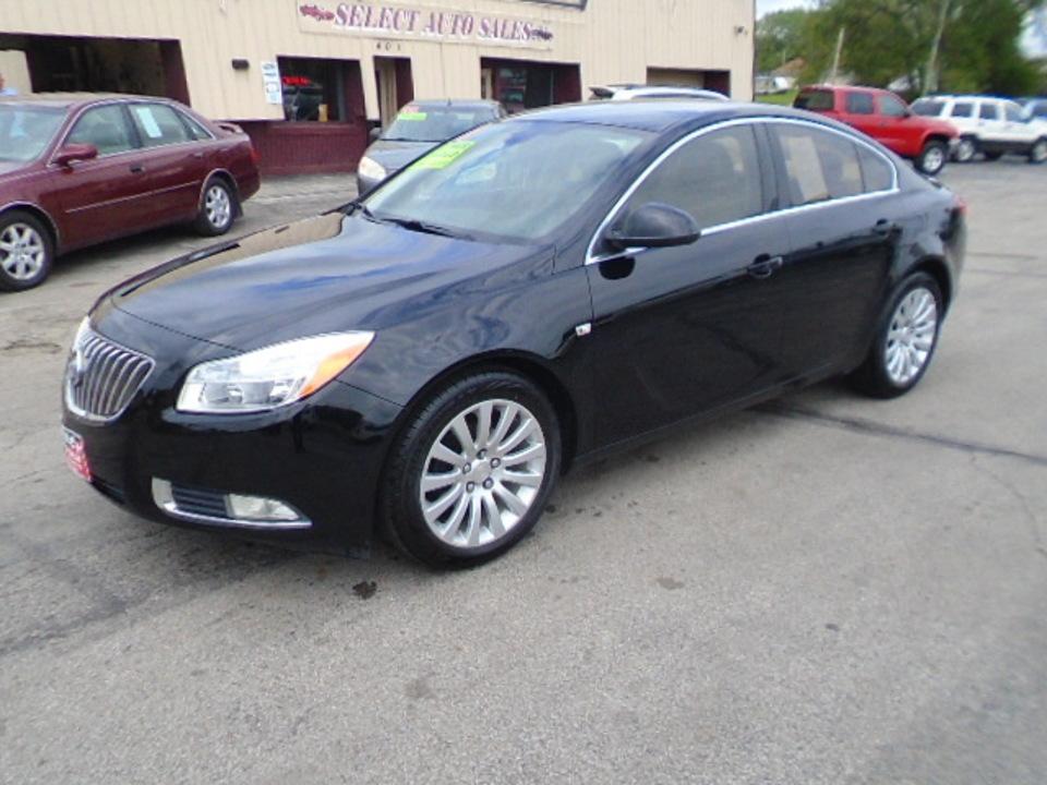 2011 Buick Regal  - Select Auto Sales