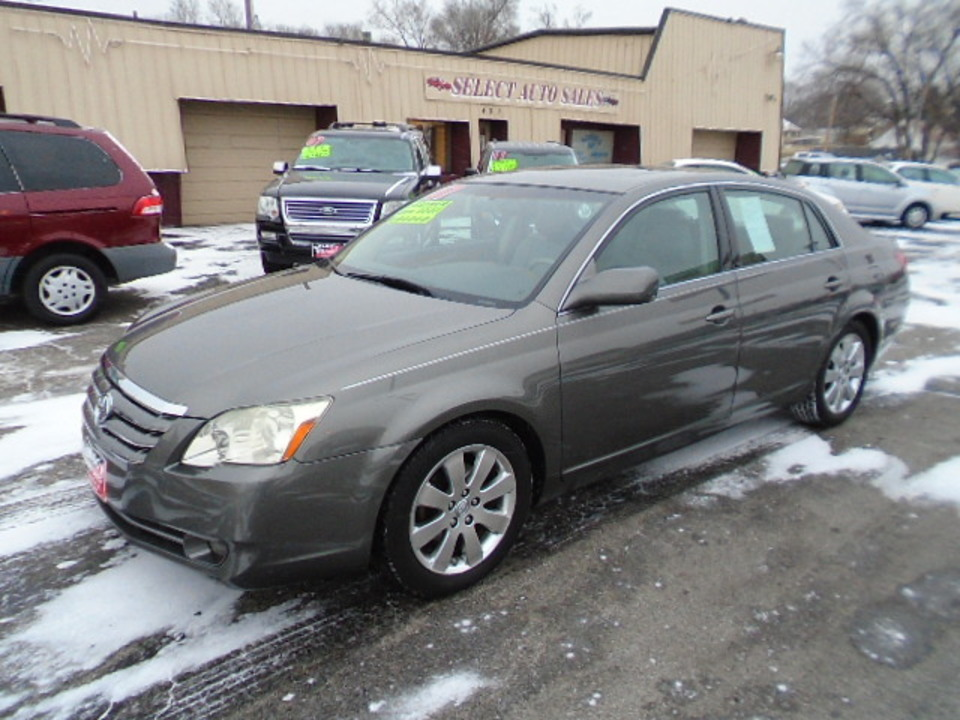 2007 Toyota Avalon  - Select Auto Sales