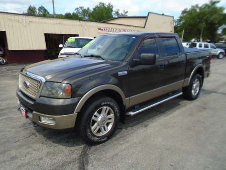 2005 Ford F-150 Super Crew 4X4 Lariat for Sale  - 10216  - Select Auto Sales