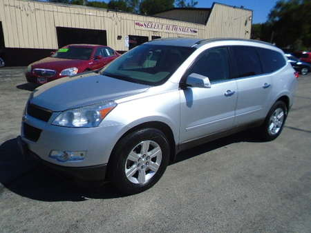 2010 Chevrolet Traverse AWD LT for Sale  - 10249  - Select Auto Sales