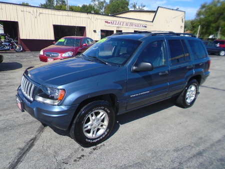 2004 Jeep Grand Cherokee 4X4 Laredo Special Edtion for Sale  - 10248  - Select Auto Sales
