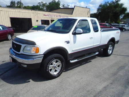 2002 Ford F-150 Supercab 4x4 for Sale  - 10243  - Select Auto Sales