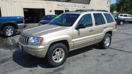 1999 Jeep Grand Cherokee LTD Limited 4X4 for Sale  - 10077  - Select Auto Sales