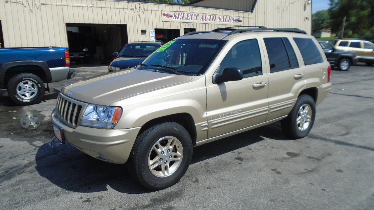 1999 Jeep Grand Cherokee LTD Limited 4X4