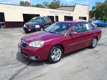 2006 Chevrolet Malibu LTZ 4x4 for Sale  - 10393  - Select Auto Sales